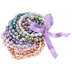 Fred Meyer Pearl Bracelets