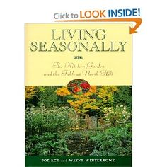 One of my favorite books of all times, beautifully written book of seasonal living! #book #kitchen_garden #gardening #potager