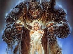 Best posts 2013: Luis Royo and his fantasy illustration worlds - STREET AND ART