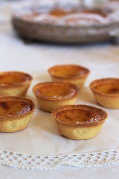 """Portuguese Delights: """"Pastéis de Santo António de Pernes""""."""