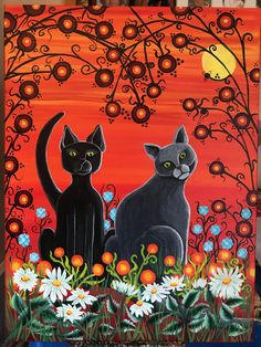 Cute Cats, Funny Cats, Cat Rug, Funny Cat Videos, Pictures, Painting, Art, Kawaii Cat, Craft Art