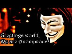 Anonymous: The Answers You've All Been Waiting For. Connect with Anonymous Global Did you like the video? Then please hit the LIKE button! ;) Got something t...
