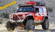overland jk jeeps | Overland - Expedition