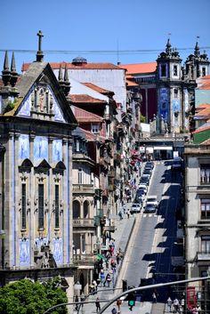 Porto City, Douro, Tumblr, Lisbon, Bridges, Terrace, Times Square, Colorado, Walking