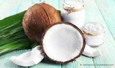 5 Surprising Uses for Coconut Oil - Cooking product of the moment coconut oil has loads of other uses outside of the kitchen, check out our guide of the best alternative uses of this super oil. Shake It Up by Cambridge Weight Plan Coconut Oil Pulling, Coconut Oil For Acne, Cooking With Coconut Oil, Coconut Oil Uses, Benefits Of Coconut Oil, Oil Benefits, Neck Wrinkles, Cambridge Weight Plan, Massage Benefits