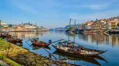 Vila Nova de Gaia sede del vino de Oporto. | Turismo en Portugal
