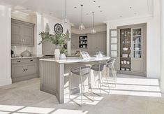9 best tom howley open plan grey kitchen images in 2018 gray rh pinterest com