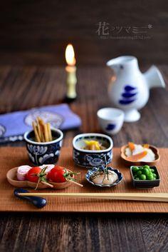 和つまみと熱燗 - Japanese SAKE mariage