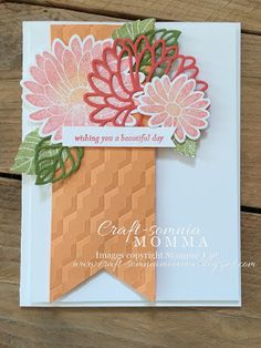 Craft-somnia Momma: Beautiful Day ~ Monday Montage 88