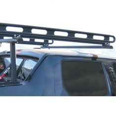 Vantech Honda Ridgeline Gen 4 Aluminum Rack System with 65 Crossbars & 72 Cantilever
