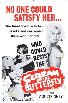 Scream of the Butterfly (1965)