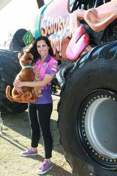 Monster Jam, Monster Trucks, Nicole Johnson, Monsters, Racing, School, Women, Running, Auto Racing