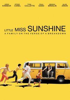 Little Miss Sunshine - 20th Century Fox.  Un film on the road per un concorso di bellezza. Un viaggio dove i sentimenti fluiscono naturalmente, verso una conclusione delicatissima.