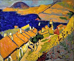 Collioure - André Derain