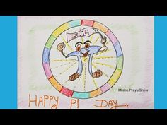 Happy Pi Day 2021 | How to Draw Pi Day Easy | Pi Day Poster Activities Very Easy - YouTube Drawing Competition, Happy Pi Day, Easy Youtube, Activities, Drawings, Poster, Fictional Characters, Art, Art Background