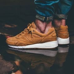 "Saucony Shadow 6000 ""Irish Coffee"""