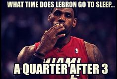 Funny Lebron James Pictures
