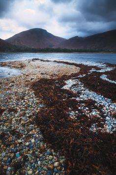 Lochranza, Isle of Arran, Scotland by Ian Cylkowski. #landscape #nature #travel #arran #isleofarran