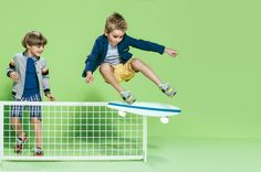 Fendi Kids world adv ss2015 photo Federico Leone #federicoleone #kidsfashion #fendi #moda #bambino #adv #campaign #photographer #fotografo #kid #bambino