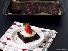 Chocolate Tres Leches Kuchen