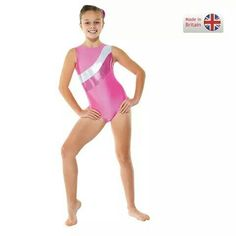 Gymnastic leotard