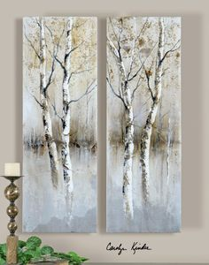 (http://www.rbghomestore.com/birch-tree-panels-set-of-2/)