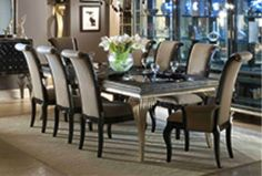 Attractive Who Needs A Night Out When You Can Set The Table In Style At Home? Kane  FurnitureDining ...