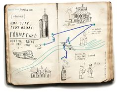 Mini Maps by Oliver Jeffers