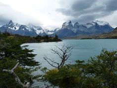 The Sarmiento Fjord in Chile holds incredible scenery