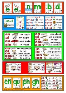 Read In French, French Kids, French Class, Learn French, French Education, Dysgraphia, Alliteration, Teaching French, Teaching Reading
