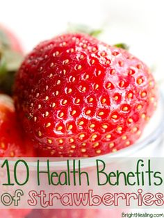 10 Health Benefits o