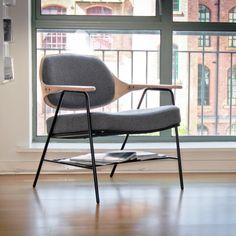 € 289,00 #poltroncina da lettura di #design FINN, in #sconto al 50% ma 100% #MadeInItaly! In #offerta #prezzo su www.chairsoutlet.com