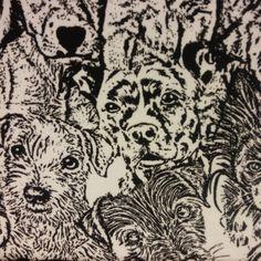 honden tricot,