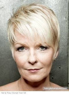 Pixie Haircuts For Women Over 50 | modern pixie haircut for older women short hairstyles gallery