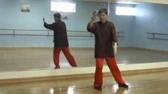 Tai Chi Chuan 24-Steps for Beginners Lesson-4, 5 min.