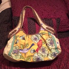 Gorgeous special for tropical vacations Brand-new Fossil Bags Shoulder Bags