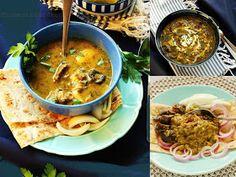 Turmeric and Saffron: Abgousht Bozbash - Persian Lamb Stew with Black-Eyed Peas and Herbs
