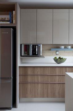 Decor: Pedra branca na cozinha!