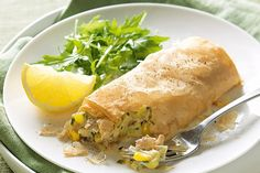 Keep a can of Salmon handy for this quick and easy meal.