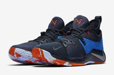 purchase cheap ccb87 ae6d5 Official Images Nike PG 2 Home Craze Nike Basketball and Paul George will  be releasing