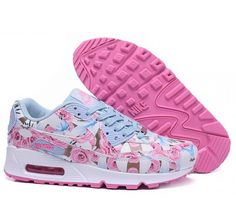 newest 8246c be593 air max 90 classic air max 90 rose et blanche femme