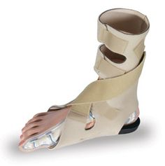 Shoeless Design - Wear the Soft Foot Drop Brace without Shoes!