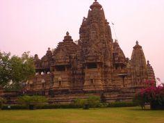 Khajuraho temples,India