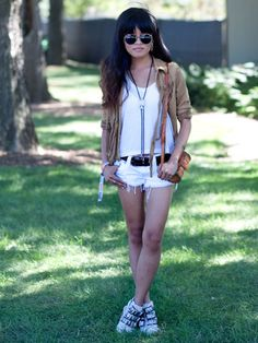 The Lollapalooza Music Festival: Style: teenvogue.com
