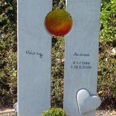 #GrabmaleSamulewitz (Rheinbach und Bad Neuenahr-Ahrweiler) - #Ornamente aus Glas für die #Grabgestaltung. #Glasornamente auch ganz nach Ihren Vorstellungen möglich. Urnengrab, Einzelgrab, Doppelgrab. #Steinmetz und Bildhauer