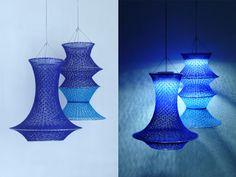 Очаровательные лампы от дизайнера Arturo Erbsman