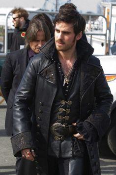 Killian Jones Captain Hook Once upon a time Colin O'Donoghue If you take place like thanks Miriam