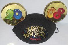 Disneyland Happy New Year 2008