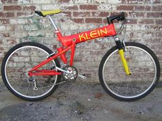 1999-2001 Klein Mantra bike with a Large or XL frame