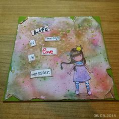 BellesCreations.gr: Love is messier....